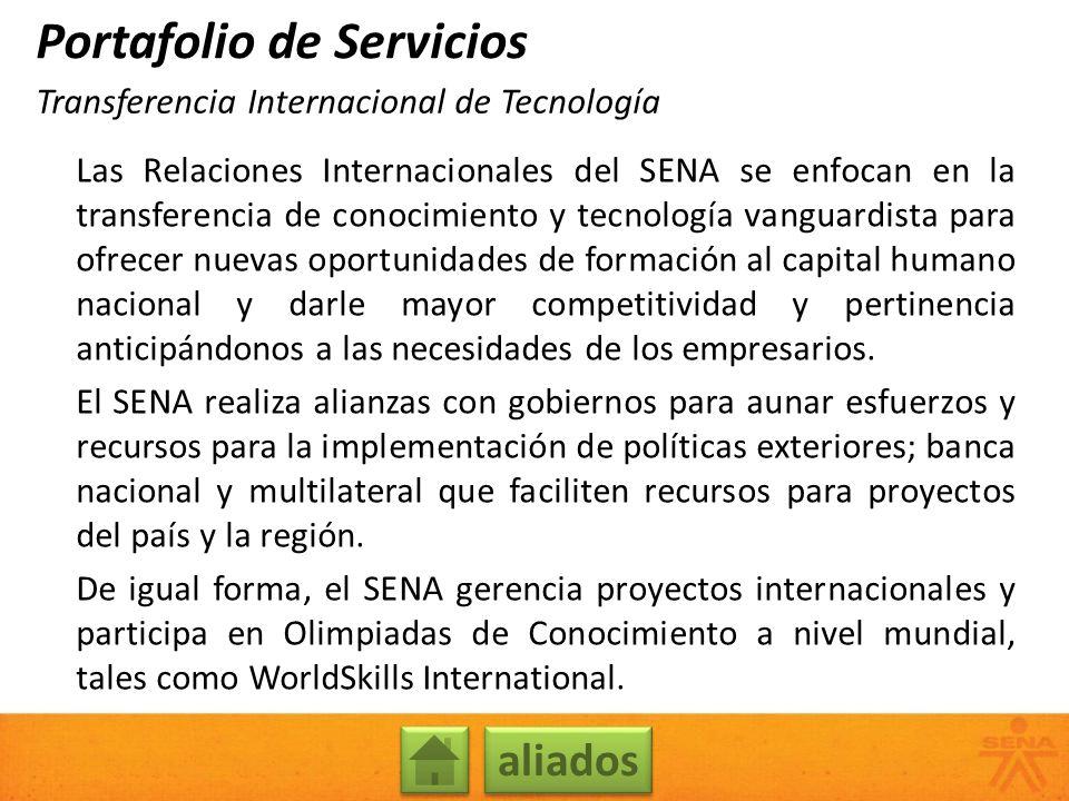 Transferencia Internacional de Tecnología