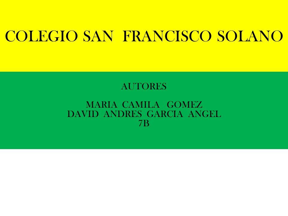 COLEGIO SAN FRANCISCO SOLANO