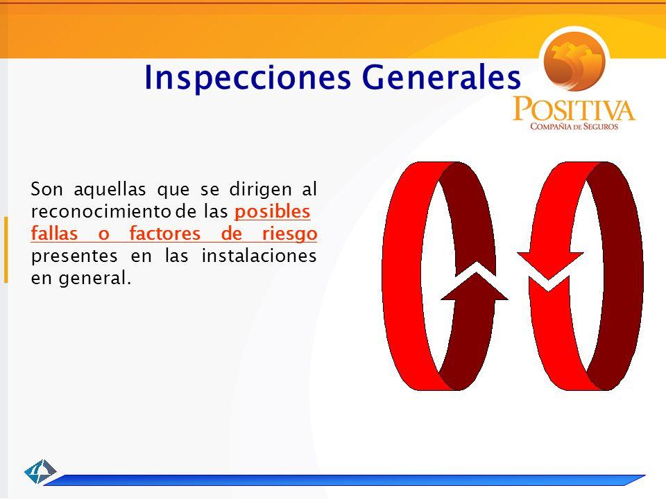 Inspecciones Generales