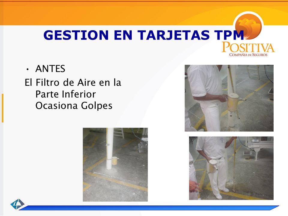 GESTION EN TARJETAS TPM