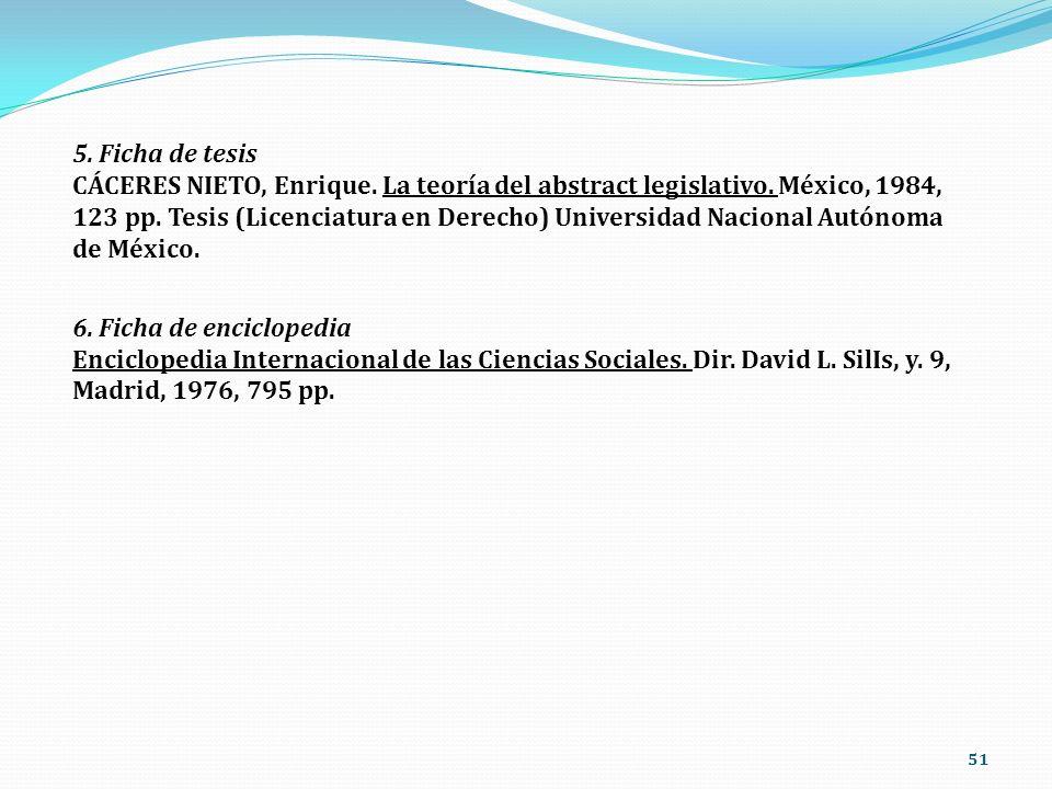 5. Ficha de tesis CÁCERES NIETO, Enrique