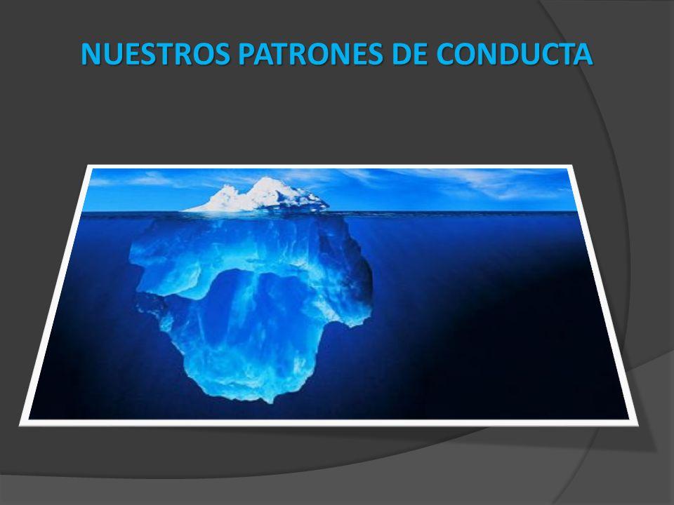 NUESTROS PATRONES DE CONDUCTA