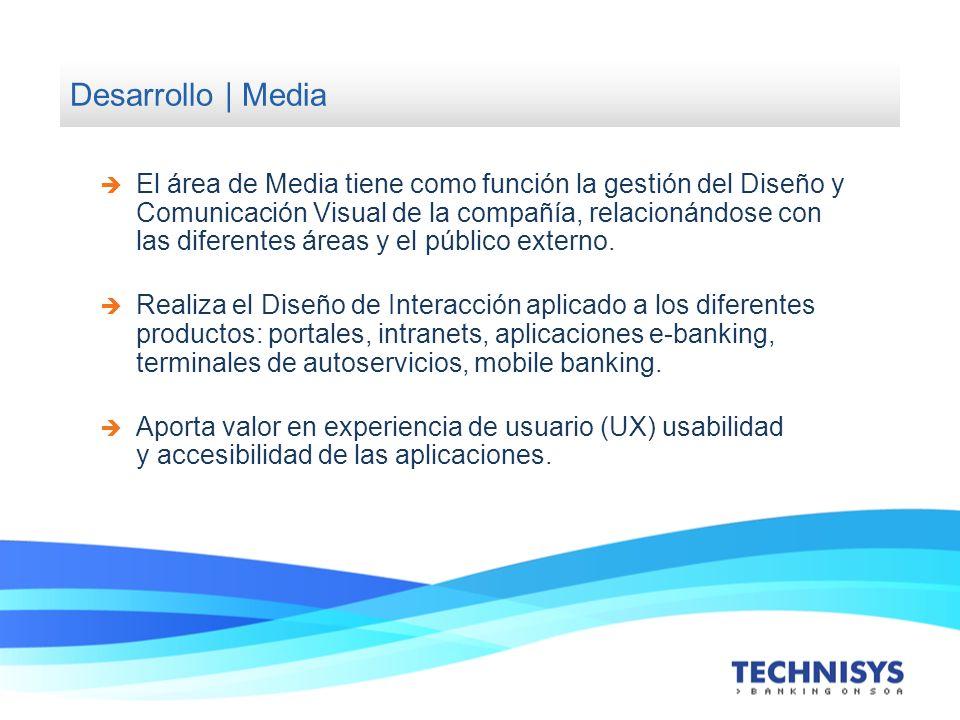 Desarrollo | Media