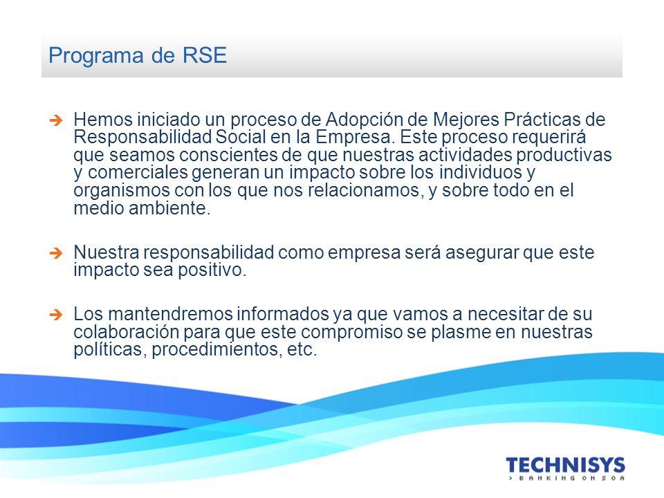 Programa de RSE