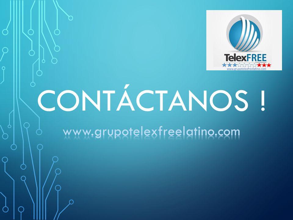 Contáctanos ! www.grupotelexfreelatino.com