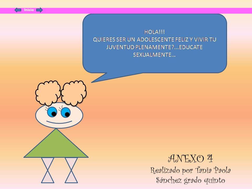 ANEXO 4 Realizado por Tania Paola Sánchez grado quinto