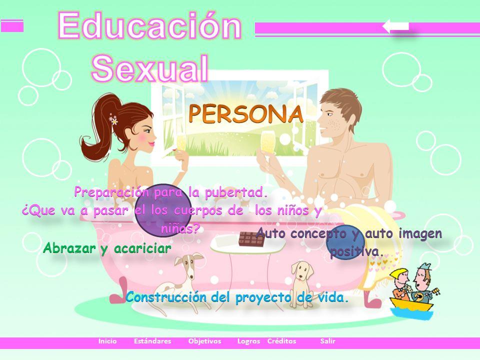 Educación Sexual PERSONA Preparación para la pubertad.