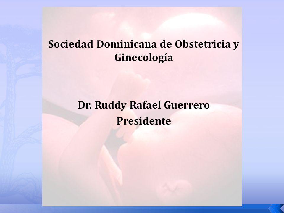 Sociedad Dominicana de Obstetricia y Ginecología