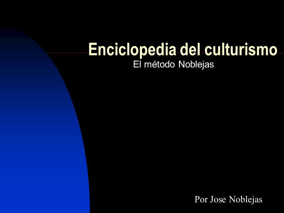 Enciclopedia del culturismo