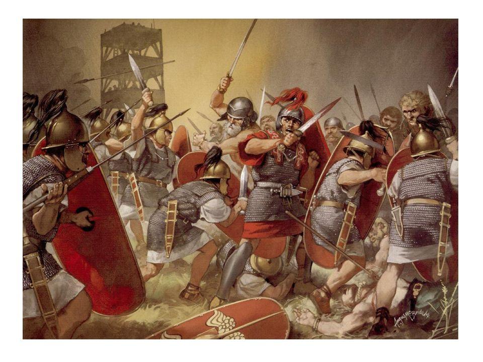 Nadie esperaba ese sorpresivo ataque, y mucho menos Rómulo que dormía plácidamente. Pero el dios Juno, defensor de las puertas de la ciudad, hizo brotar ante los sabinos una fuente de calor y por unos momentos tuvieron que retroceder su ataque.