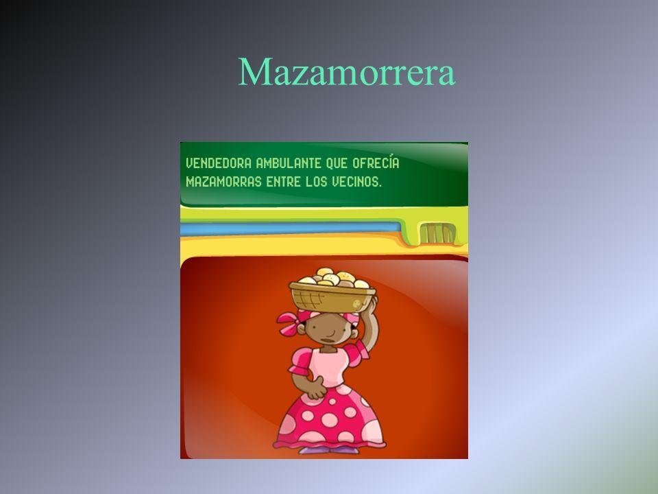 Mazamorrera