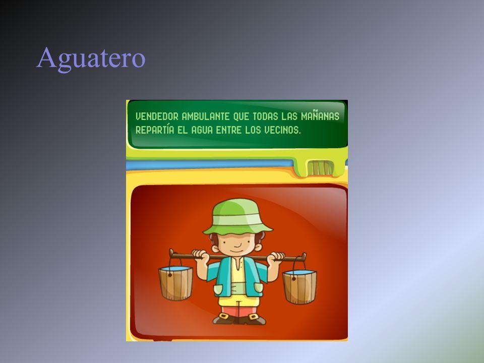Aguatero