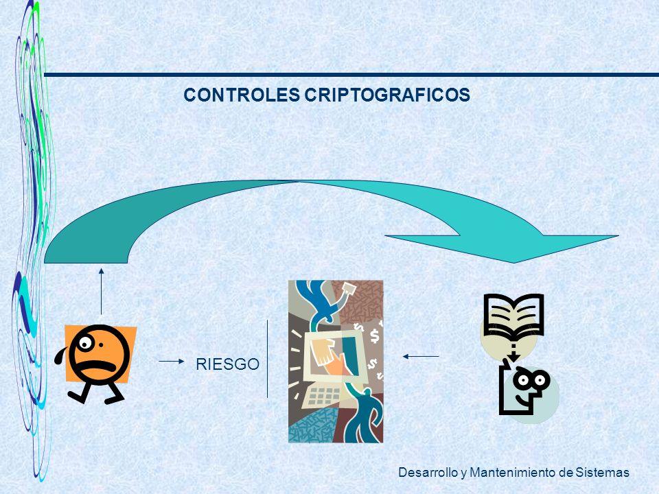 CONTROLES CRIPTOGRAFICOS