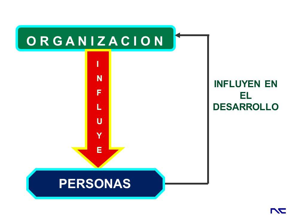 INFLUYEN EN EL DESARROLLO