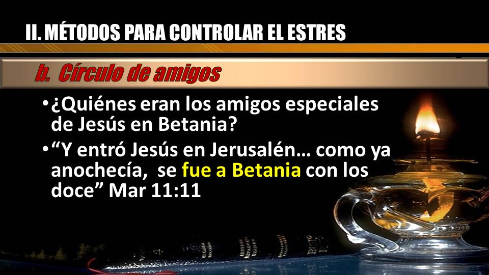 ¿Quiénes eran los amigos especiales de Jesús en Betania