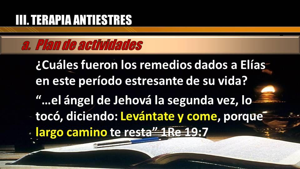 III. TERAPIA ANTIESTRES