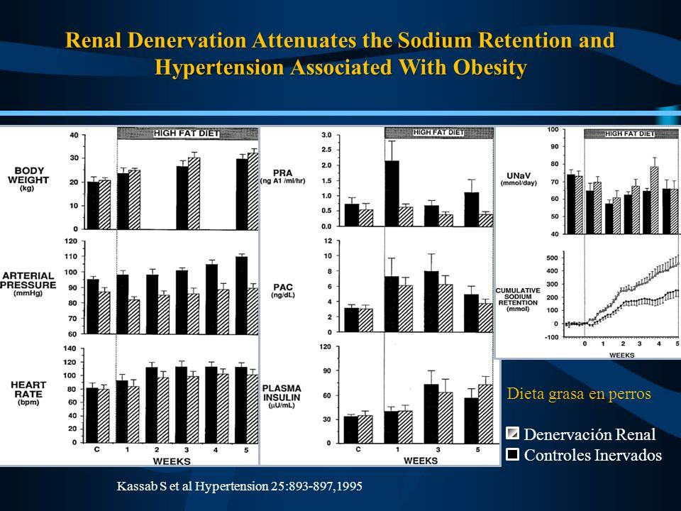 Renal Denervation Attenuates the Sodium Retention and Hypertension Associated With Obesity