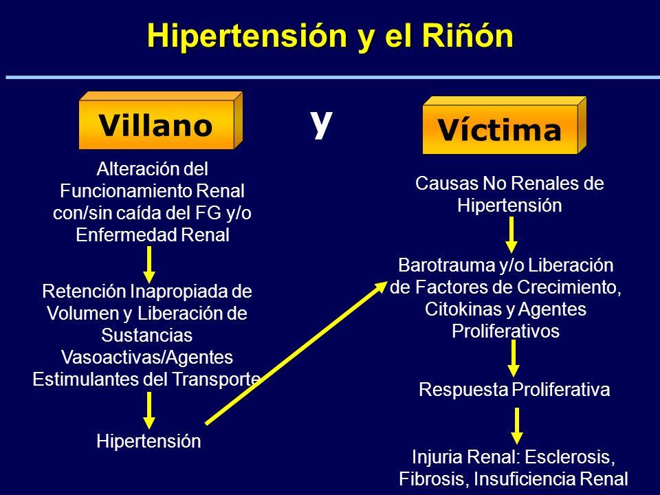 Hipertensión y el Riñón