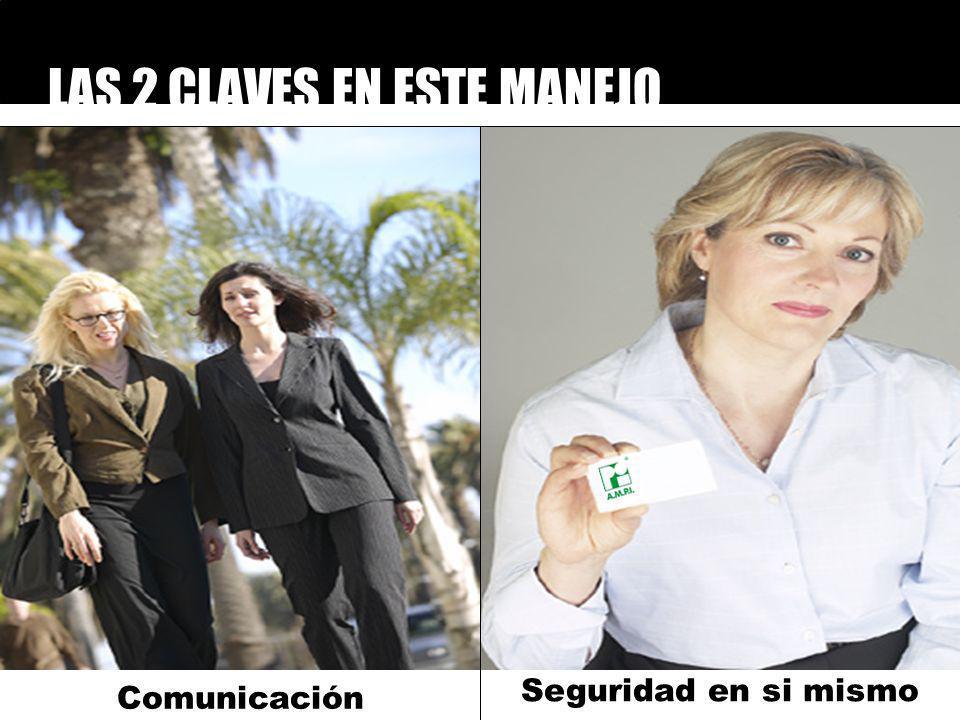 LAS 2 CLAVES EN ESTE MANEJO