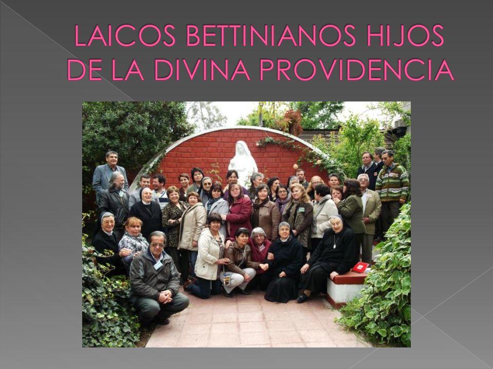 LAICOS BETTINIANOS HIJOS DE LA DIVINA PROVIDENCIA