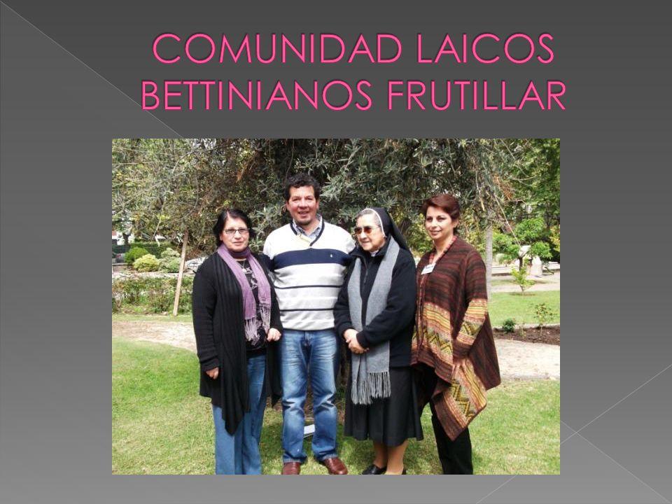 COMUNIDAD LAICOS BETTINIANOS FRUTILLAR