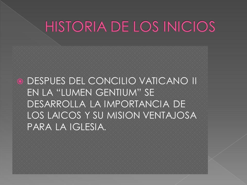 HISTORIA DE LOS INICIOS