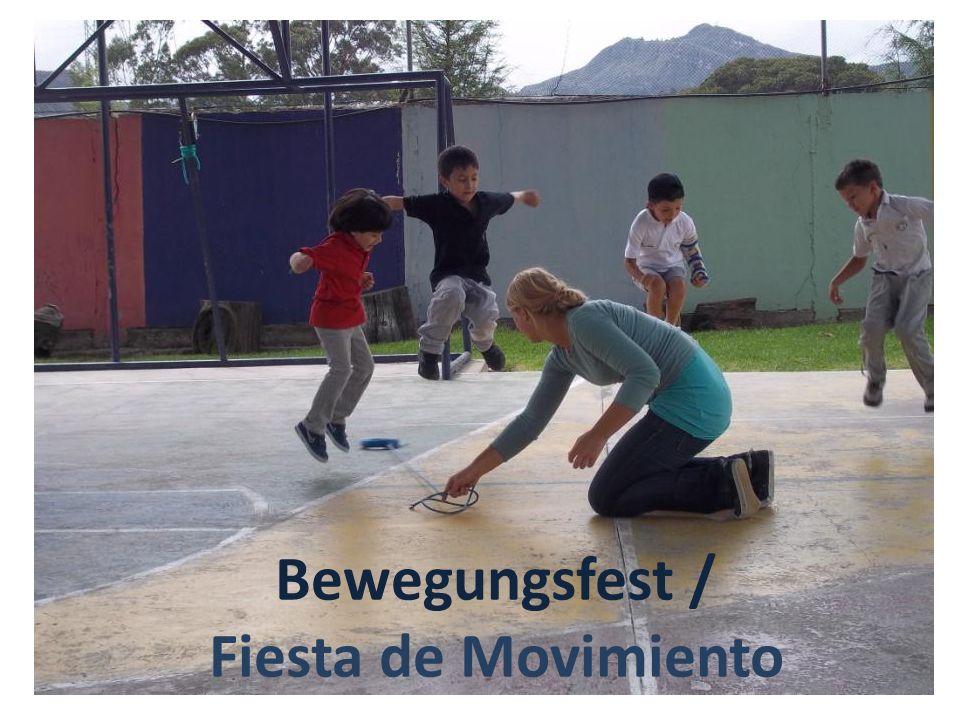 Bewegungsfest / Fiesta de Movimiento