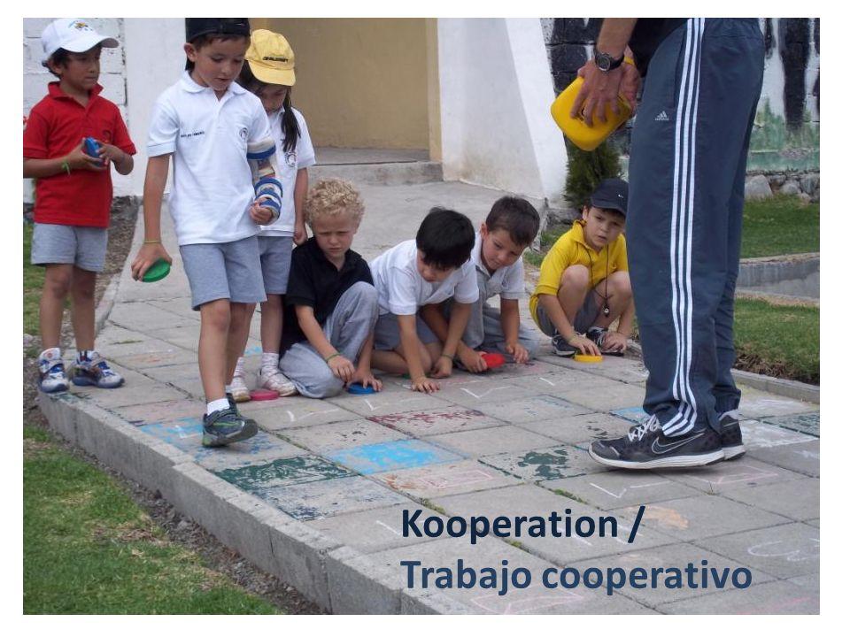Kooperation / Trabajo cooperativo
