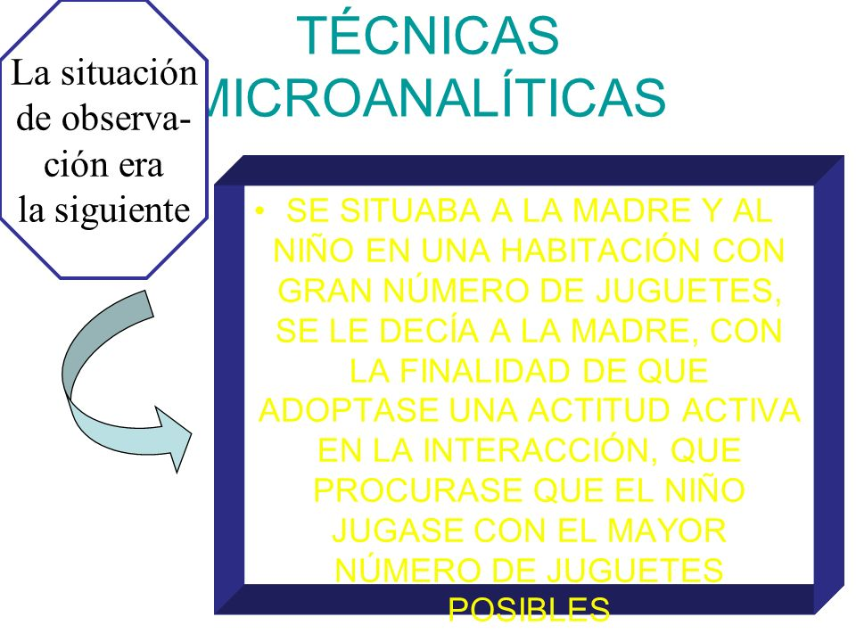 TÉCNICAS MICROANALÍTICAS
