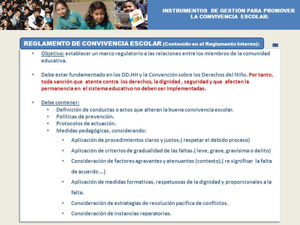 Políticas de prevención. Protocolos de actuación.