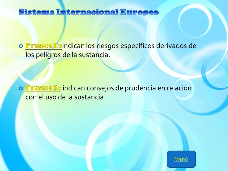 Sistema Internacional Europeo