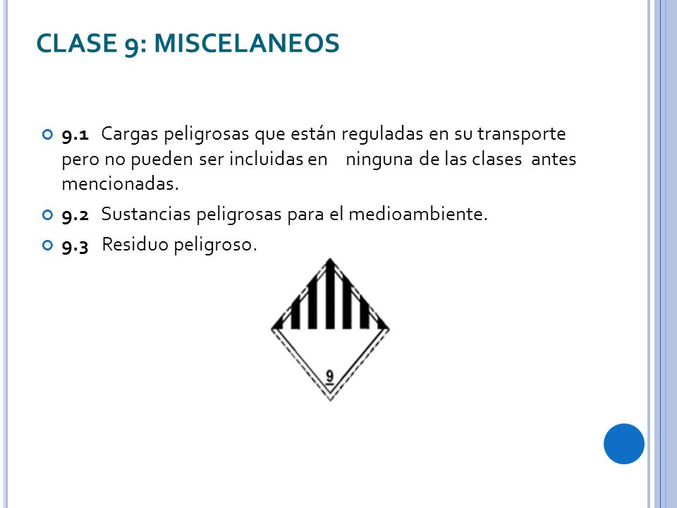 CLASE 9: MISCELANEOS