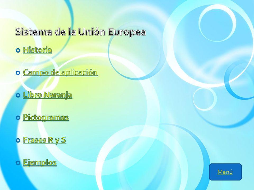 Sistema de la Unión Europea