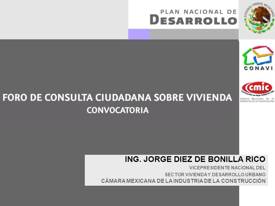 ING. JORGE DIEZ DE BONILLA RICO