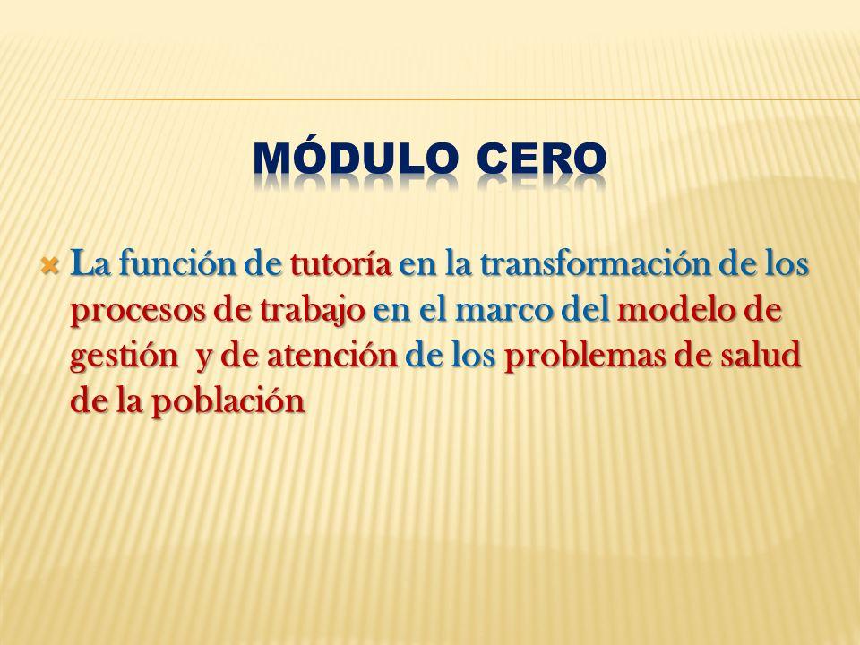 Módulo Cero