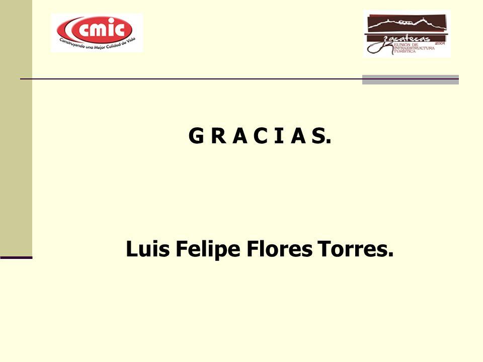 Luis Felipe Flores Torres.