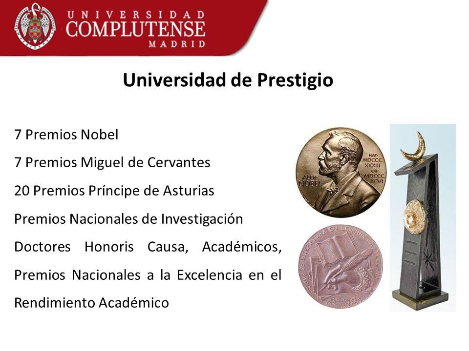 Universidad de Prestigio