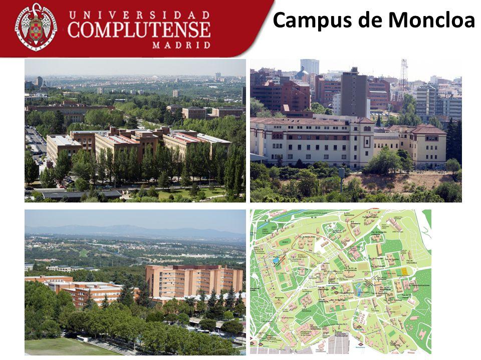 Campus de Moncloa