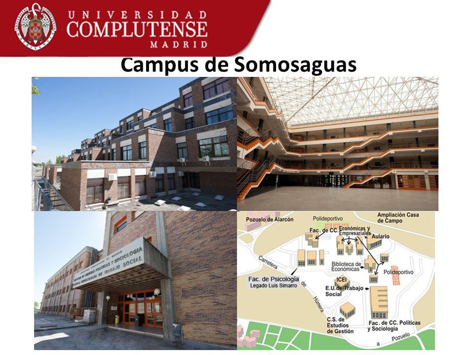 Campus de Somosaguas