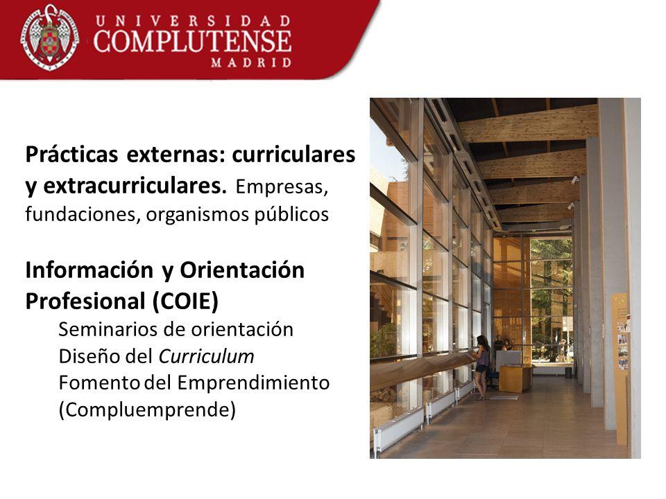 Información y Orientación Profesional (COIE)
