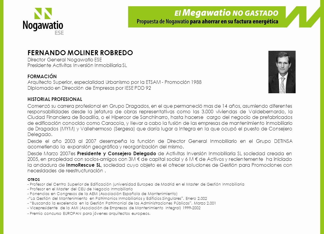 FERNANDO MOLINER ROBREDO