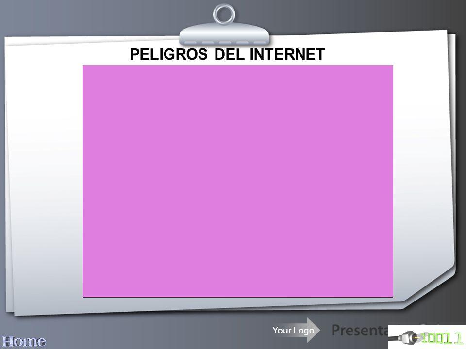 PELIGROS DEL INTERNET