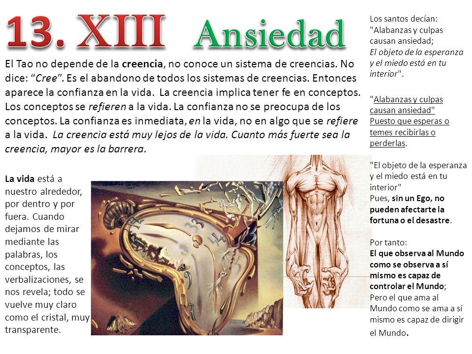 13. XIII Ansiedad.