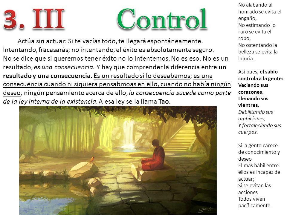 3. III Control.