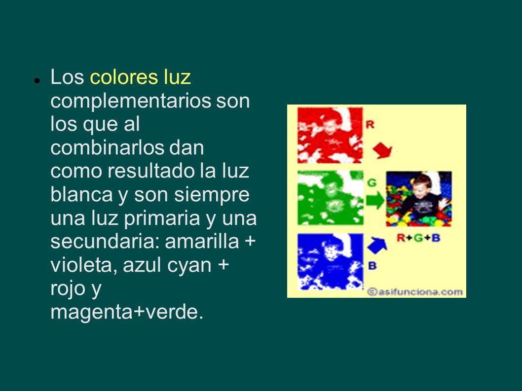 El color caracter sticas generales ppt descargar for Cuales son los colores minimalistas