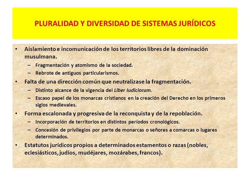 PLURALIDAD Y DIVERSIDAD DE SISTEMAS JURÍDICOS