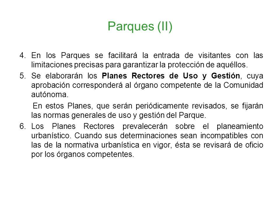 Parques (II)