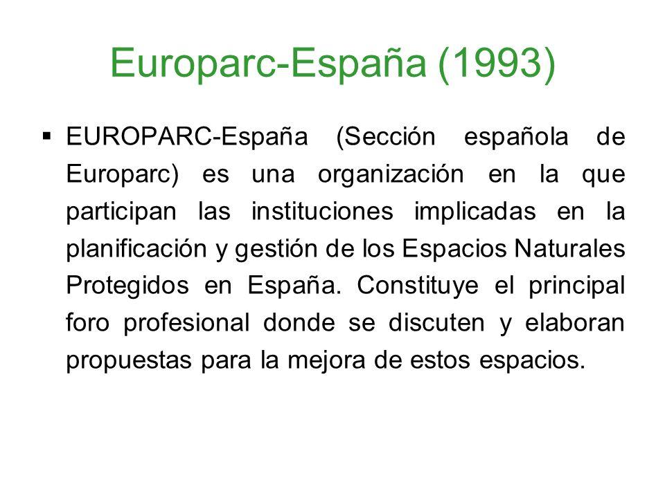 Europarc-España (1993)