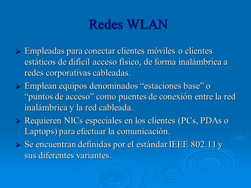 Redes WLAN