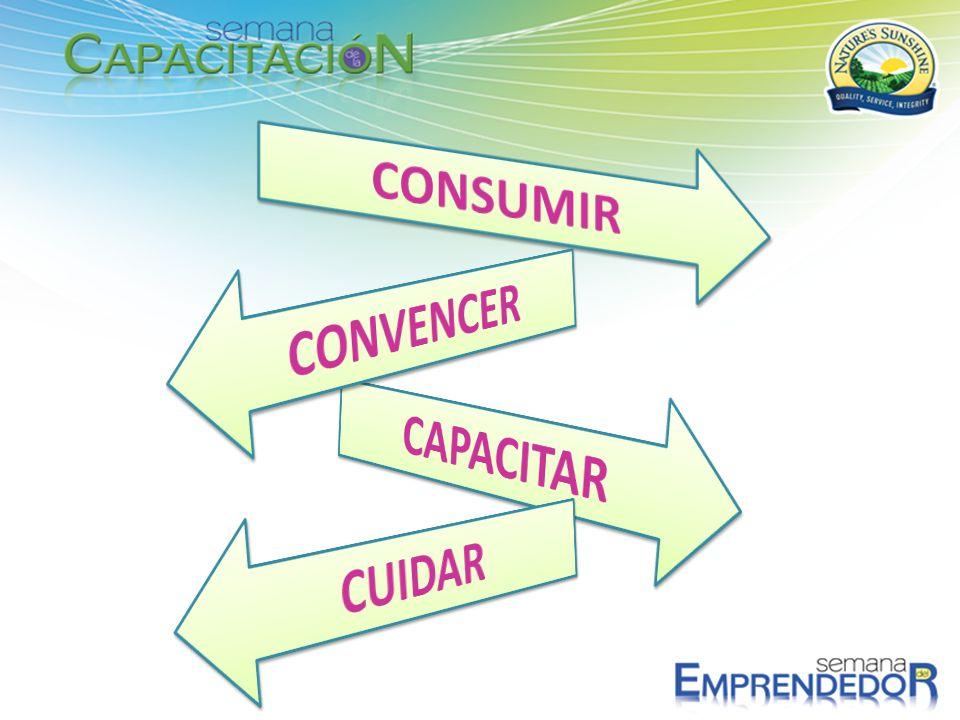 CONVENCER CAPACITAR CUIDAR